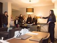 Visite hôtel Hazelton Toronto