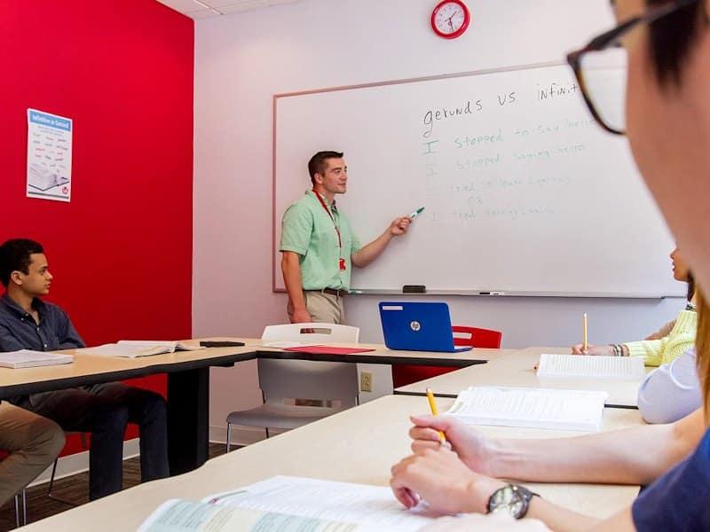 Cours d'anglais en séjour linguistique aux USA