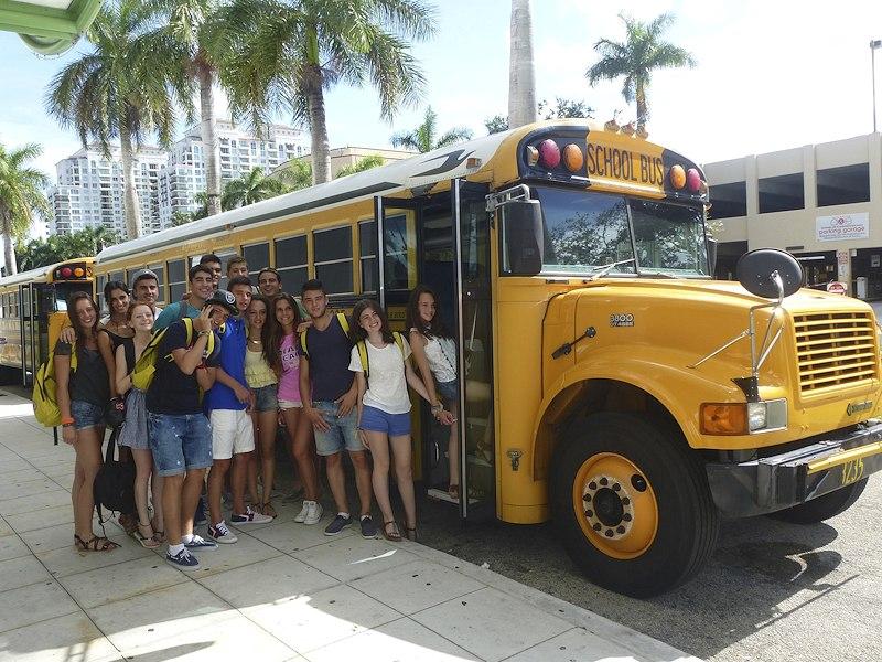 Partir en séjour linguistique aux USA en Floride
