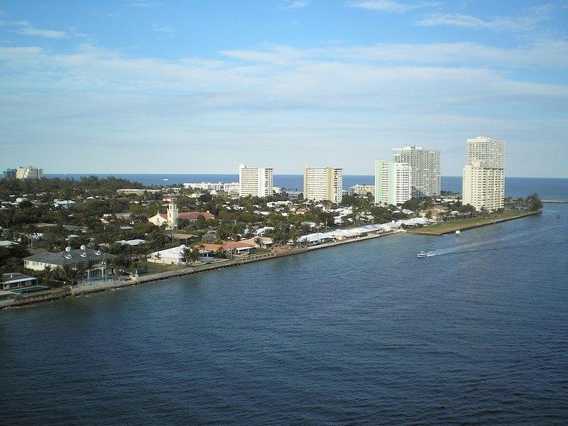 vue de Fort Lauderdale
