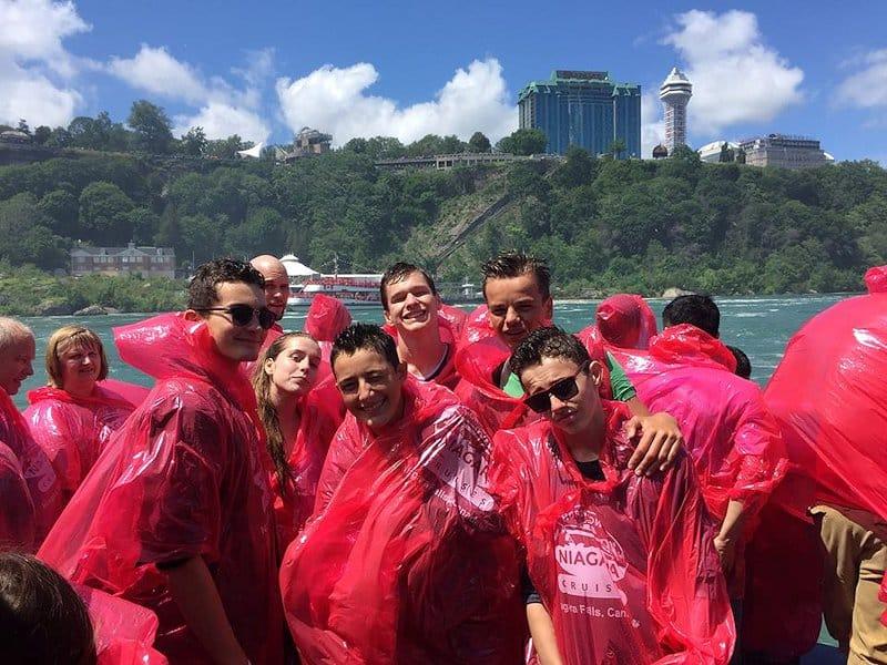excursion chutes du Niagara Canada