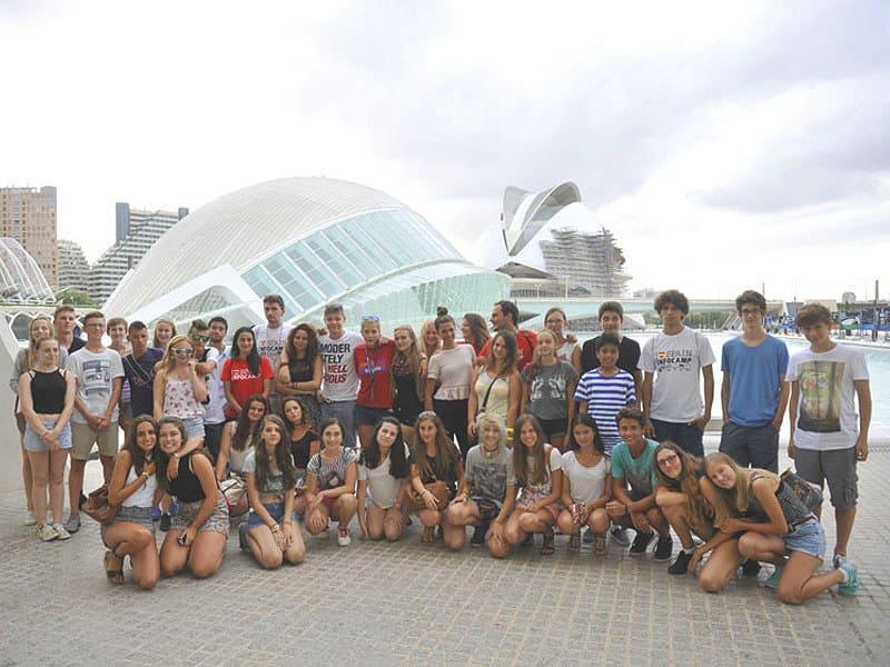 Séjour linguistique avec excursion en Espagne