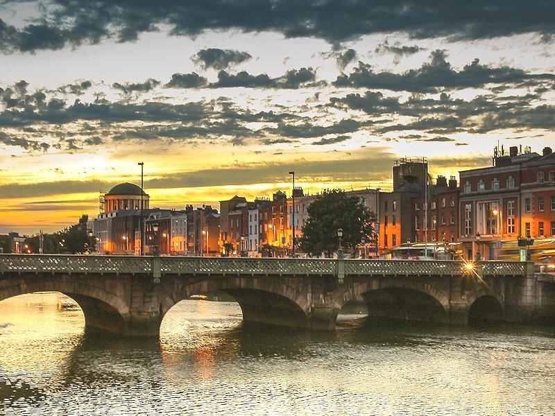 Découvrez Dublin lors de votre séjour linguistique