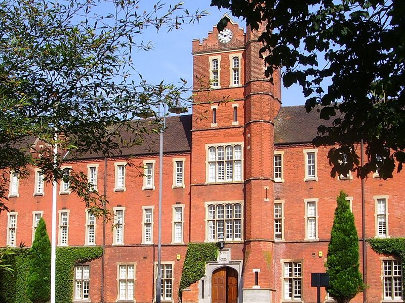 Découvrez Trent college en Angleterre