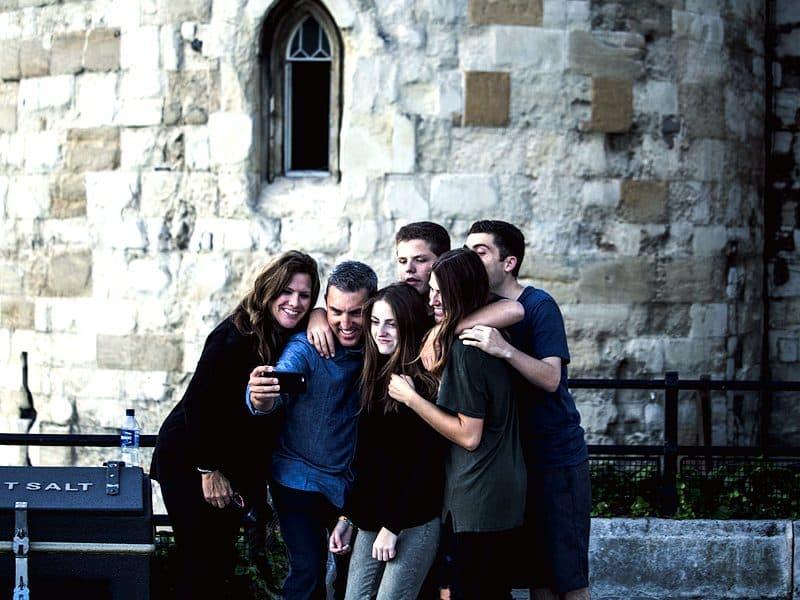 Immersion en famille d'accueil à l'étranger, visites