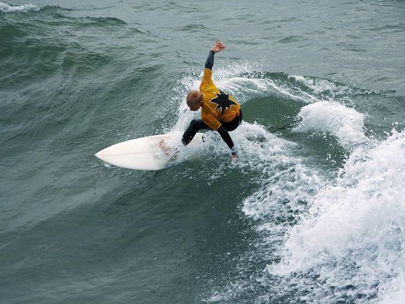 Séjour linguistique en immersion chez le professeur avec activité surf