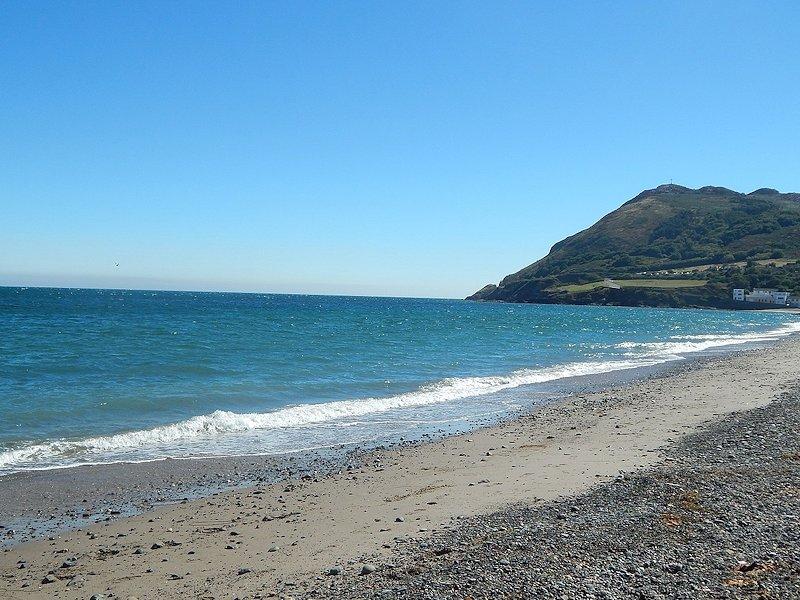 vue sur la mer à Bray