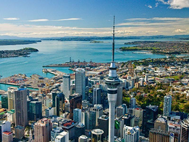 Découvrez Auckland en Nouvelle-Zélande