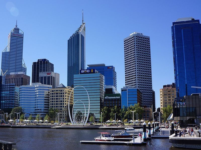 Découvrez Perth en Australie