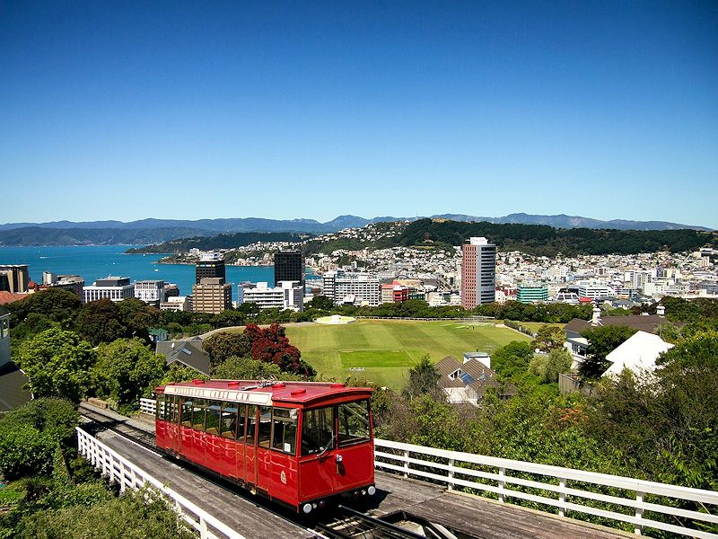 Découvrez Wellington en Nouvelle-Zélande