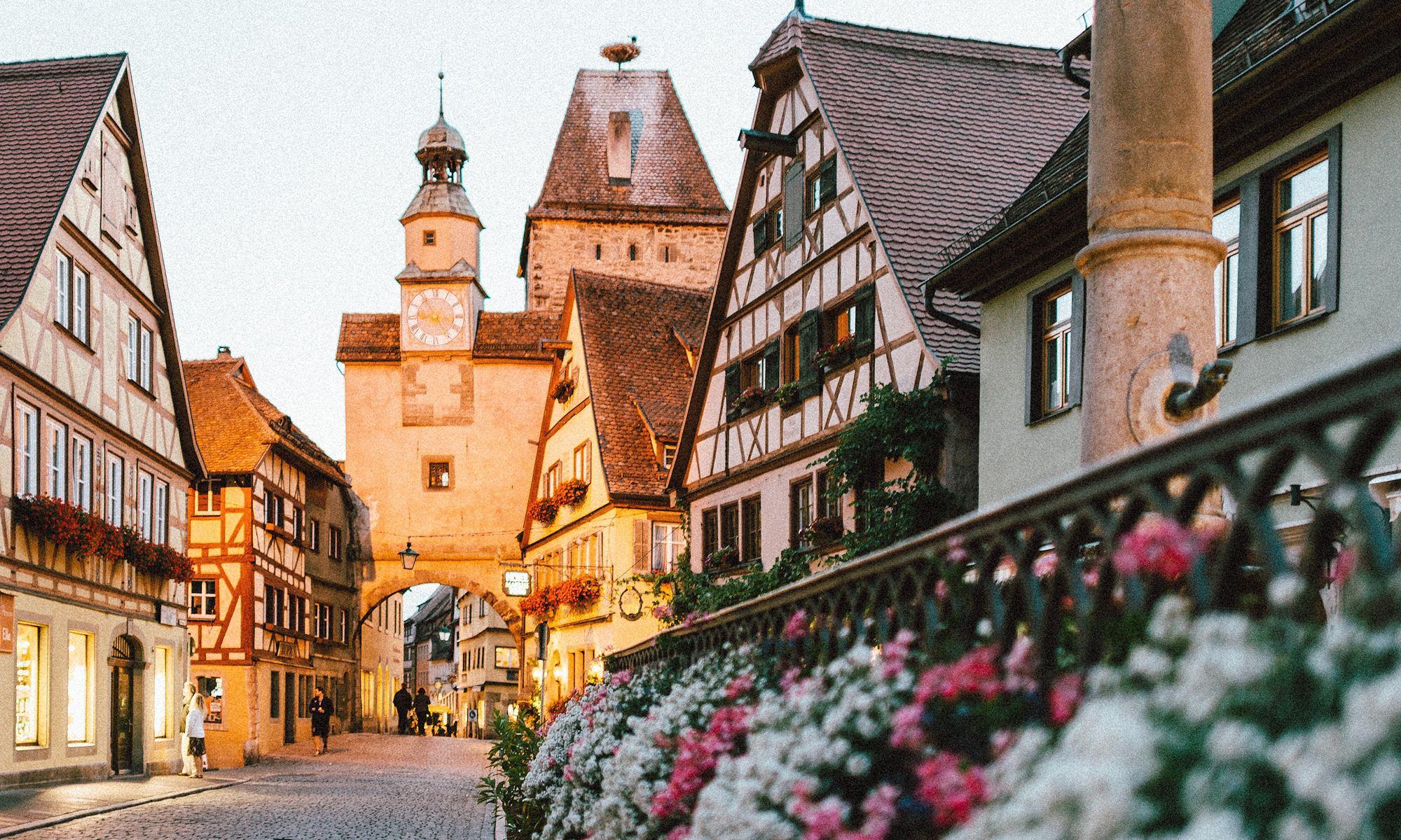 Partir en scolarité en Allemagne avec ARAM