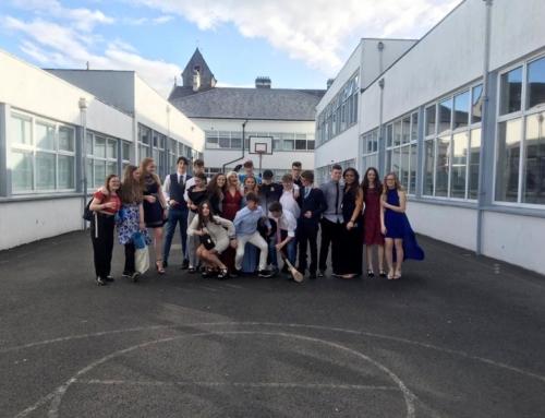 Mon trimestre dans un lycée étranger en Irlande