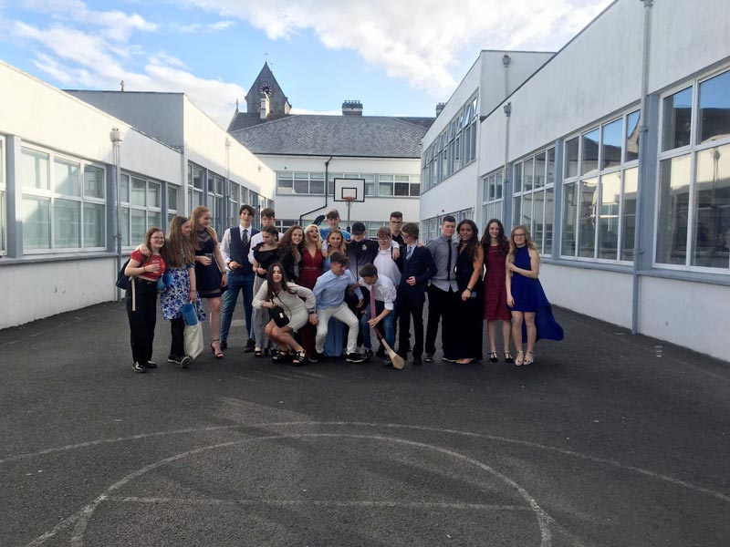 Classe en irlande