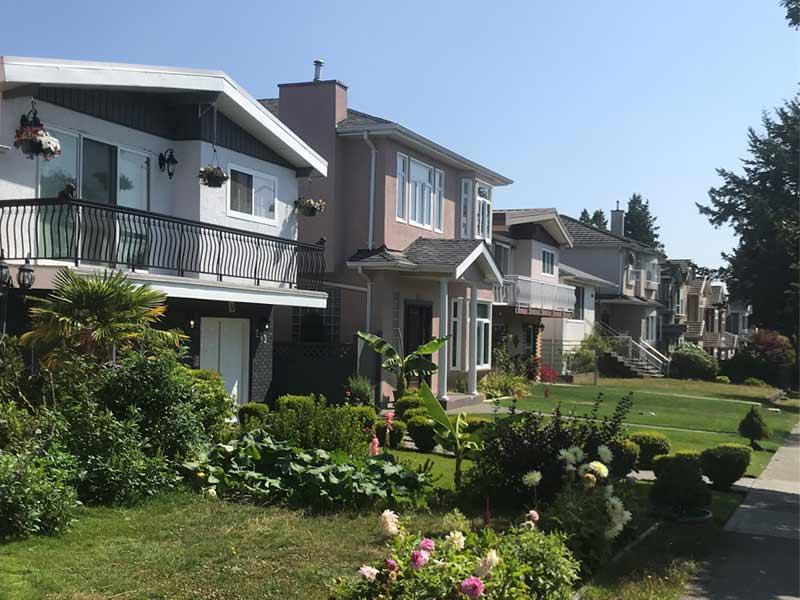 habitation de quartier au canada
