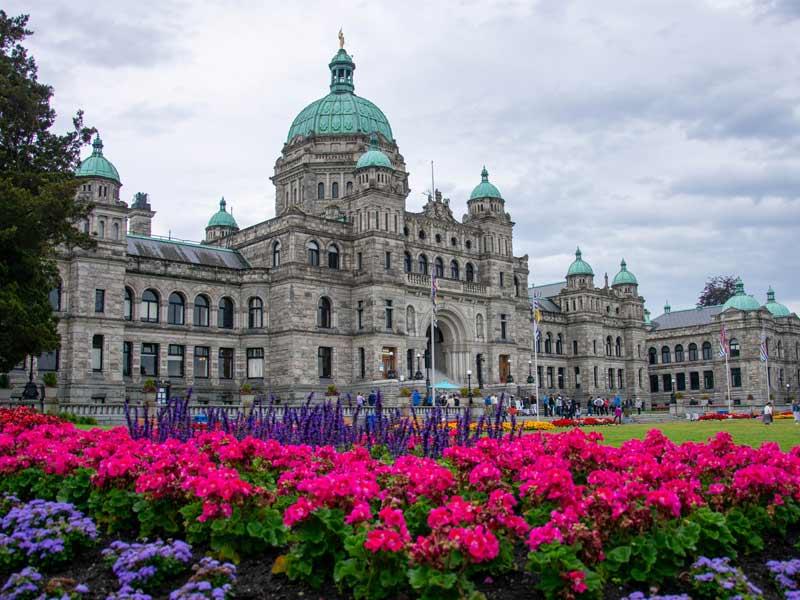 visite et excursion Vancouvers