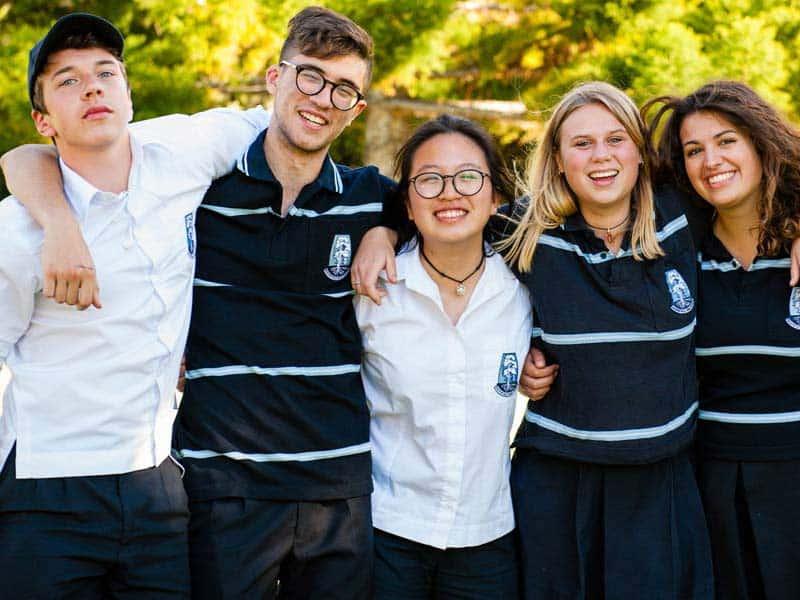 lycéen à l'étranger