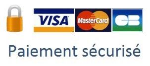 paiement sécurisé par CB
