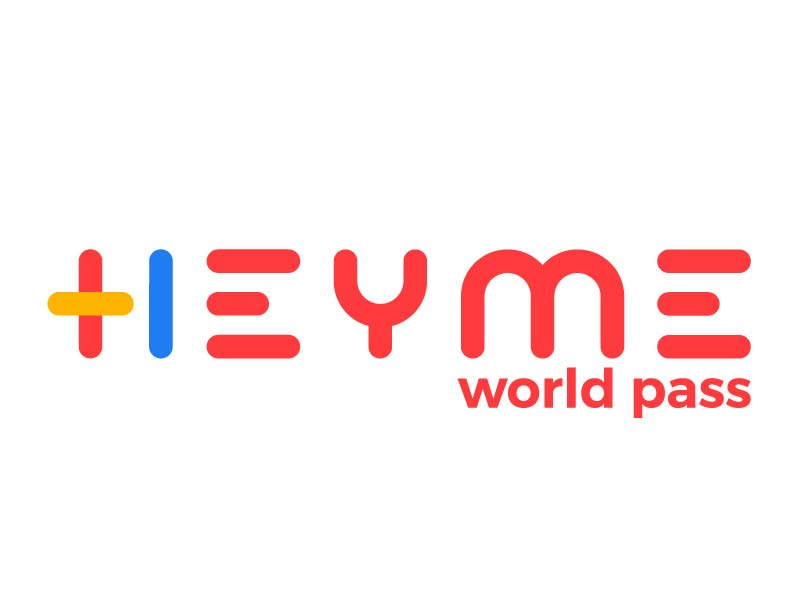 Logo HEYME Worldpass