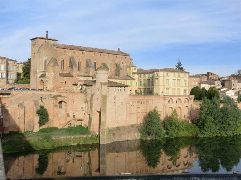 Abbaye St Michel Albi