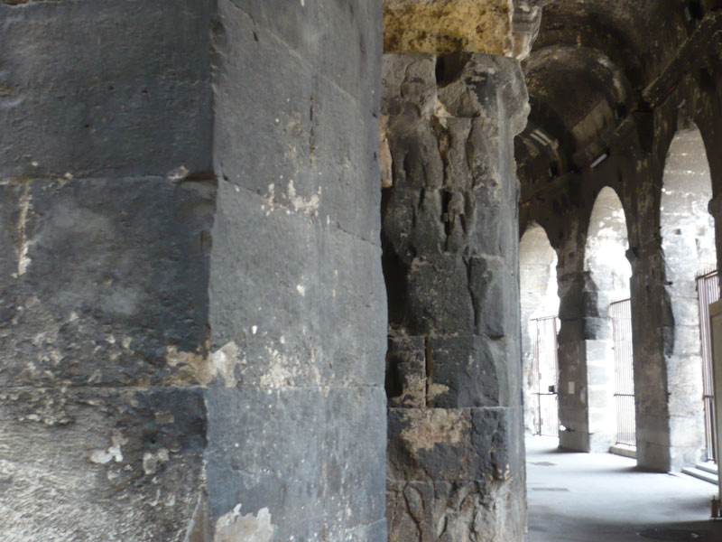 Nîmes city tour