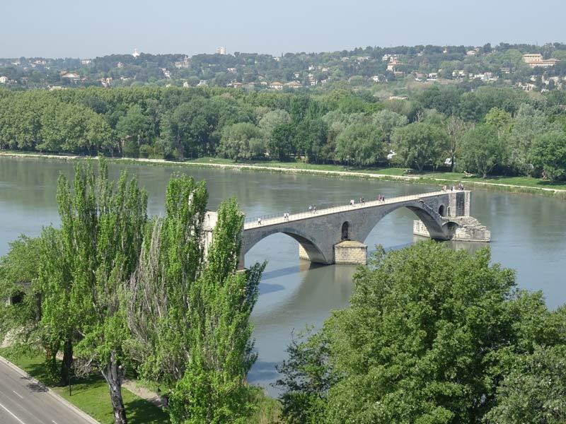 Pont of Avignon