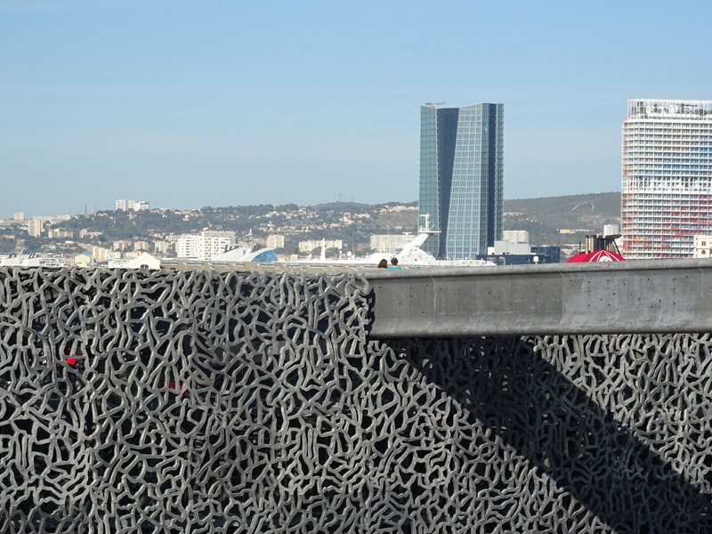 Marseille-Mucem-building