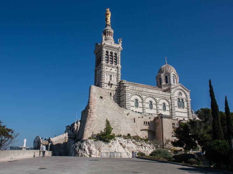 Marseille-Notre-Dame-De-La-Garde
