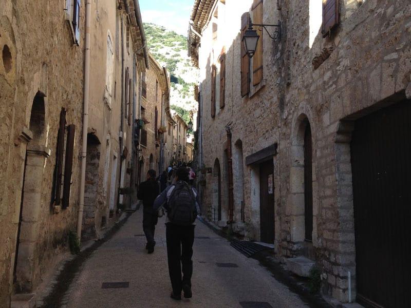 St-Guilhem street