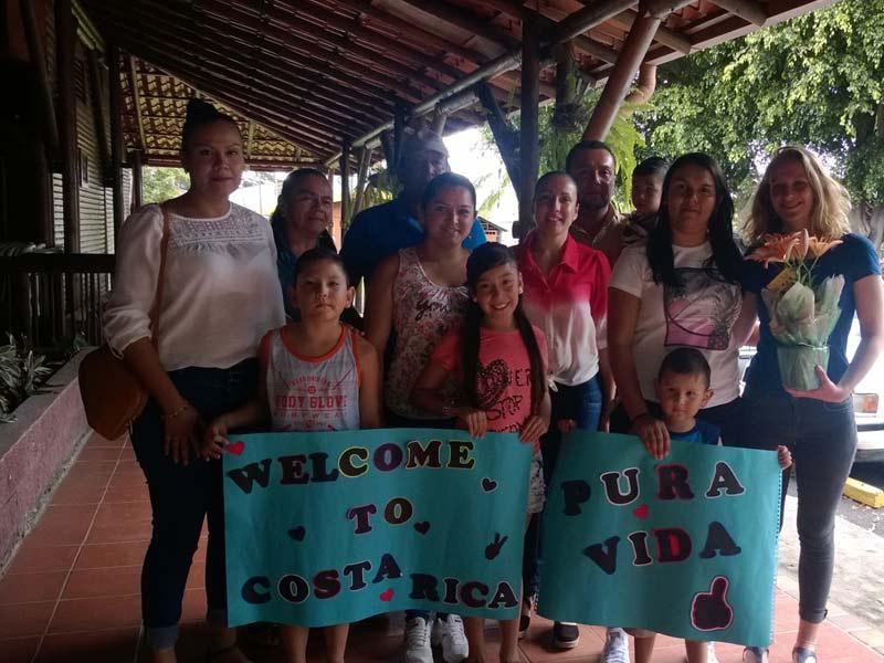 accueil Costa Rica