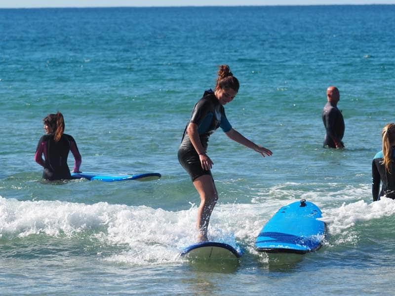 cours de surf Sydney