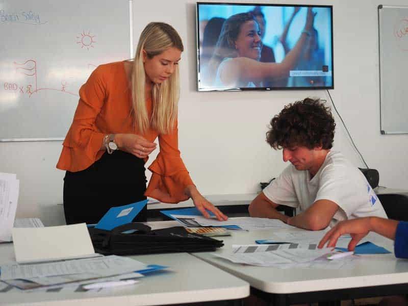 cours de langue en Australie