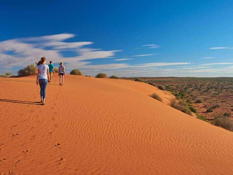 desert Australien
