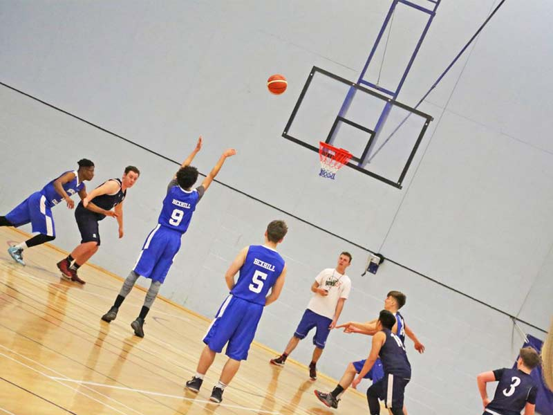 basketball high school