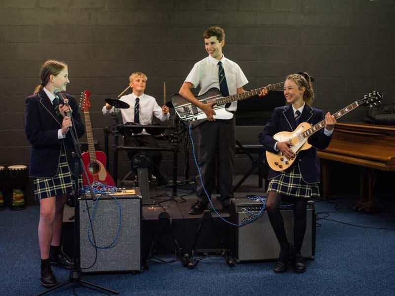groupe de musique high school
