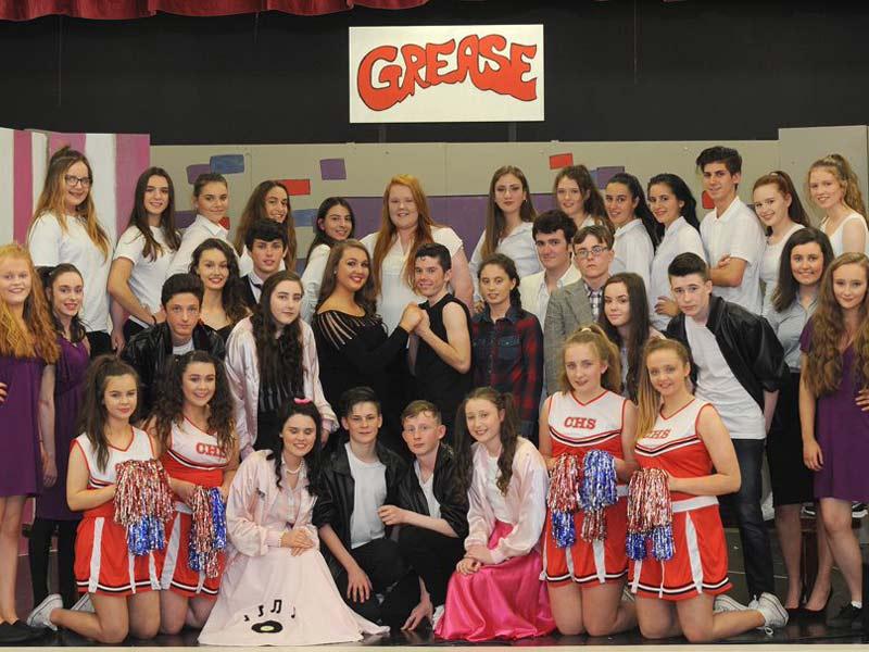 comédie musicale high school Irlande