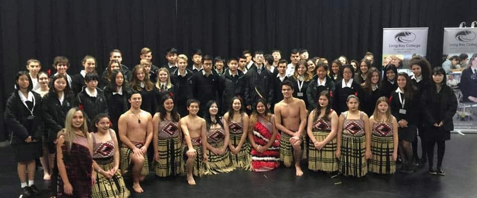 high school students nouvelle zelande