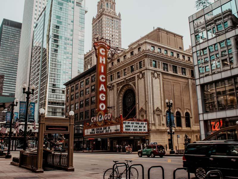 séjour adulte Chicago