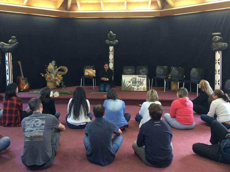 activité culturelle Nouvelle Zélande