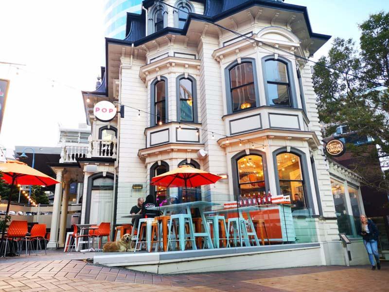 bar Nouvelle Zélande