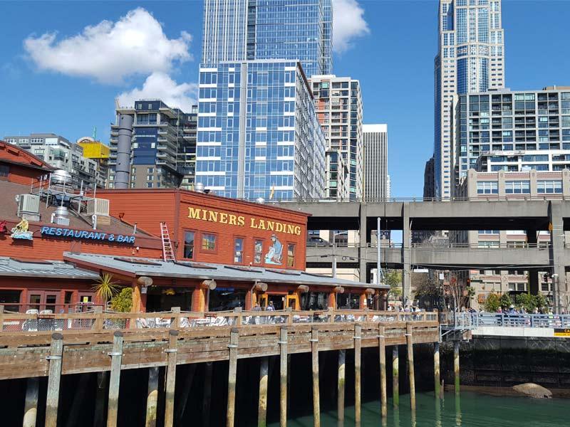 séjour adulte Seattle
