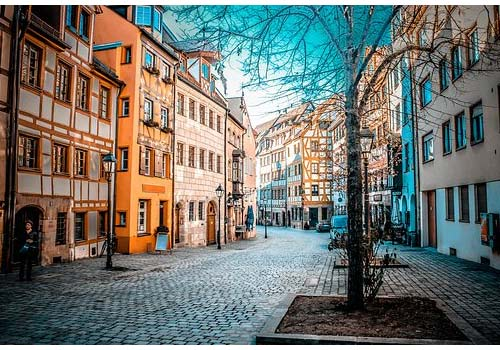 ville Allemagne