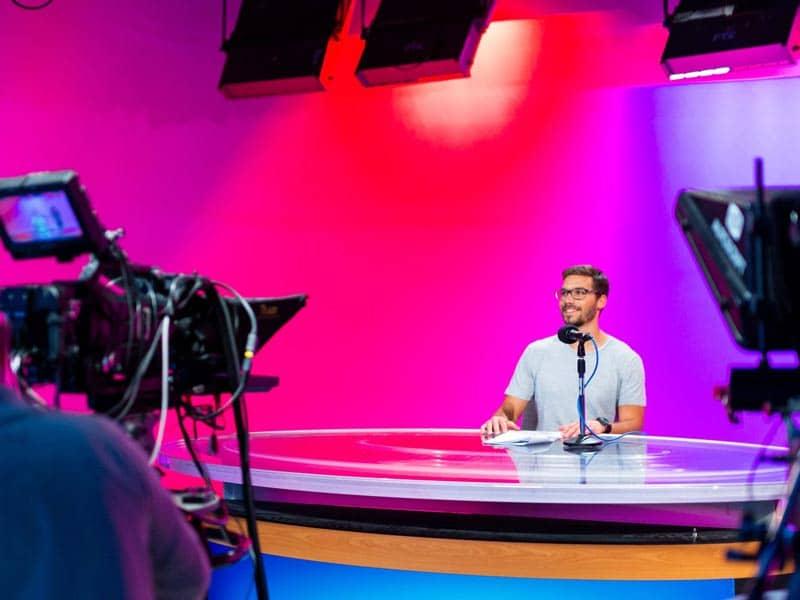 formation télévision Australie