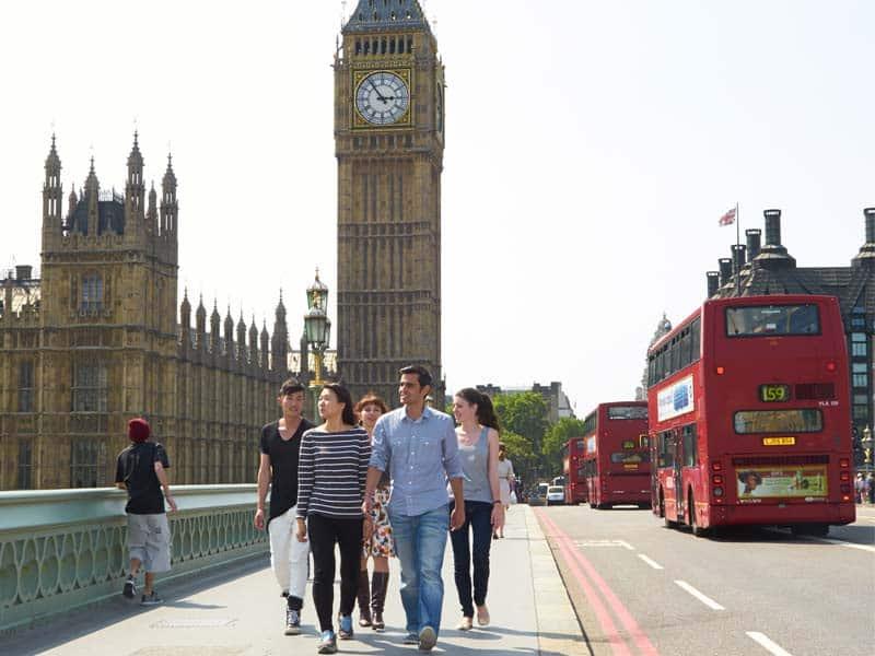 Londres central English center
