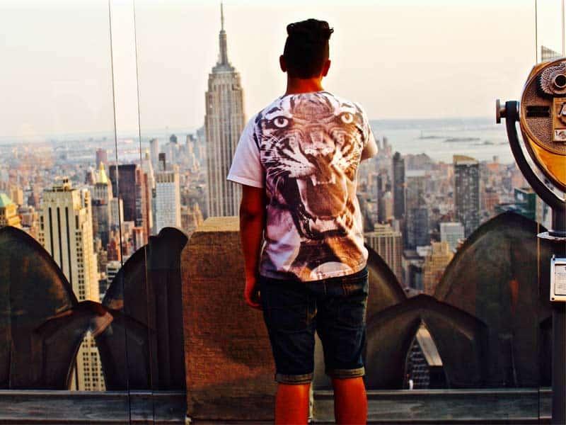 visite de New York