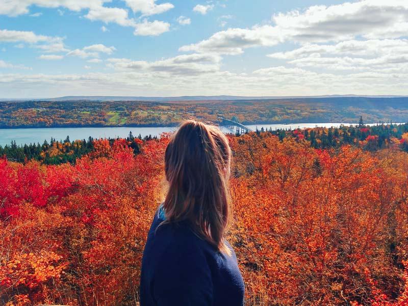 vue et couleurs Canada