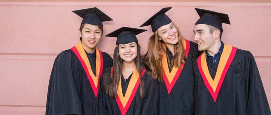 high school graduation Canada