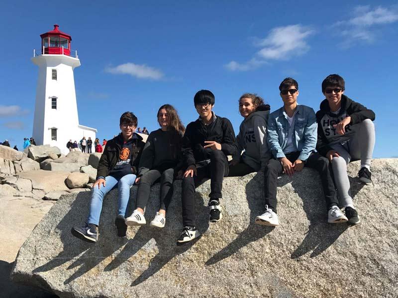 high school Canada Nova Scotia